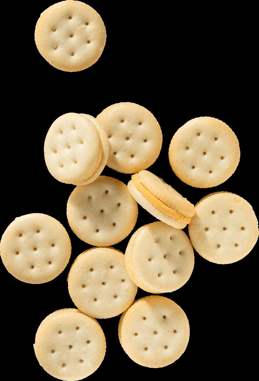 Sandwich Crackers